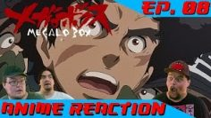 Anime Reaction: Megalo Box Ep. 08