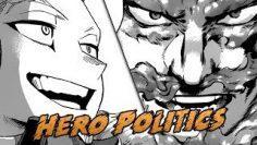 Hawks Wants No Part of Hero Politics   My Hero Academia Chapter 185