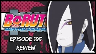 Orochimaru Does An Episode Review? || Boruto Episode 105 Review