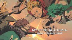 MY HERO ACADEMIA Season 4 – Trailer Theme Cover – by Daniel Mendoza