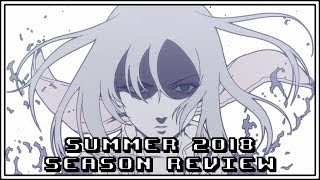 Timesink Anime Podcast | Summer 2018 Review