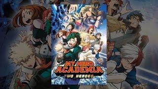 My Hero Academia: Two Heroes (Original Japanese Version)