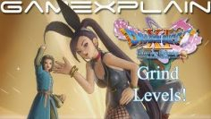 How to Quickly Grind Levels in Dragon Quest XI S! (Guide & Walkthrough)