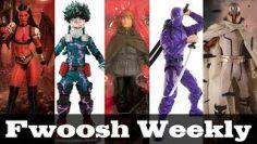 Weekly! Ep123: Star Wars, My Hero Academia, Plunderlings, Dinosaurs, Ninjas, Mezco, TMNT, more!