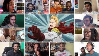My Hero Academia Season 4 – Official Trailer 2 – Reactions Mashup