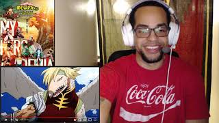 My Hero Academia Season 4 | Official Trailer 2 REACTION