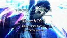 Sword Art Online the Movie -Ordinal Scale- BD & DVD Trailer