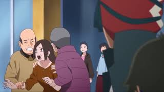 Toonami – Boruto Episode 16 Promo (HD 1080p)