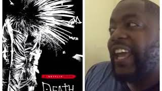 Death Note Movie Review (don't do it)