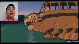 CT2000 Reaction To: My Neighbor Totoro Trailer HD