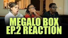 Megalo Box Ep.2 Reaction: Junk Dog vs. Yuri!!! The Savagery!