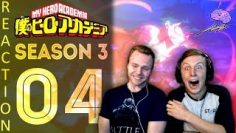 SOS Bros React – My Hero Academia Season 3 Episode 4 – MY HERO!!!