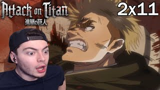 """Attack on Titan 2×11 – """"Charge"""" – Reaction/Review"""
