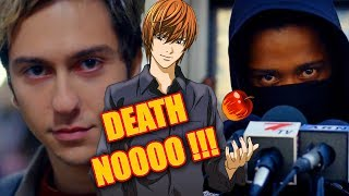 WTF Happened to Death Note? Death Note Netflix Movie Trailer Review