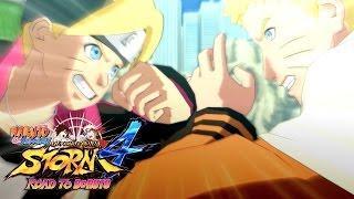 Road to Boruto Official Trailer – Naruto Shippuden: Ultimate Ninja Storm 4