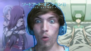 Sword Art Online II episode 22 reaction | WHY SO SAD!