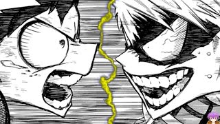 Boku no Hero Academia Chapter 10 僕のヒーローアカデミア Manga Review – Detroit Smash vs Bakugou