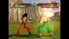 Dragon Ball Z: Budokai – Gameplay Gamecube HD 720P (Dolphin GC/Wii Emulator)