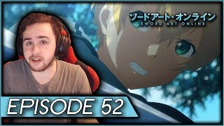 "Sword Art Online: Alicization | Episode 3 ""The End Mountains"" (Live Reaction/Review)"