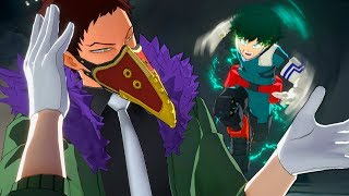Deku Charges In! – My Hero Academia One's Justice 2 Teaser Trailer & Screenshots!