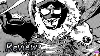 Boku no Hero Academia Chapter 104 Manga Review – 120 Down In Seconds