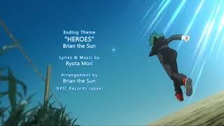 My Hero Academia ED 1 Toonami Version