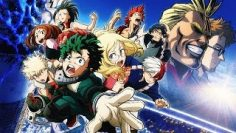 "Boku no Hero Academia THE MOVIE: Two Heroes Theme Song ""Long Hope Philia"" by Masaki Suda | ENG SUB"