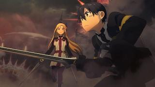 Sword Art Online – Ordinal Scale – Trailer #3 (dt. Sub)