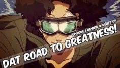 Megalo Box Episode 1 REACTION & Review (Dope Azz First Impression)
