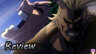 Boku no Hero Academia Episode 3 Anime Review – Being a True Hero