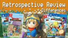 Dragon Quest Builders 1 and 2 Retrospective Review + Differences