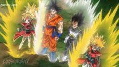 Dragon Ball Z AMV –  runnin