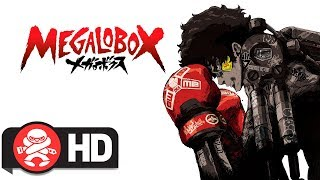 Megalobox Complete Series Available now for Pre-Order