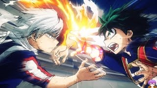 Izuku's Fight For First Place – Boku no Hero Academia Season 2 Episode 5 Anime Review
