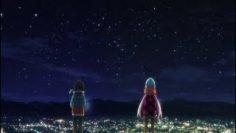 Yuru Camp Episode 5 [ Live Anime Reaction ] Pemandangan Kota di Malam Hari