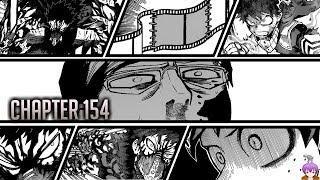 Sir Nighteye Now Sir Goodnight – Boku no Hero Academia Chapter 154 Manga Review