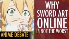 Is Sword Art Online The Worst Anime Ever? REALLY? Defending SAO || Anime Debate