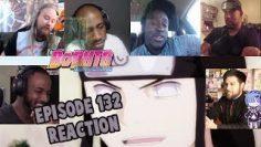 Boruto Episode 132 Reaction 【SUB ESP, ENG】ボルト