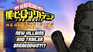 My Hero Academia Heroes: Rising – Teaser Trailer and Synopsis Breakdown