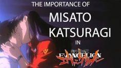 The Importance of Misato Katsuragi in Neon Genesis Evangelion