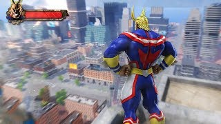 The My Hero Academia Game We'll Never Get…