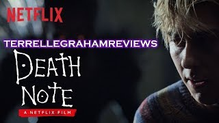 Death Note (2017) – Movie Review by TerrelleGrahamReviews