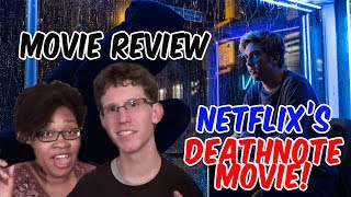 Death Note (Netflix) Movie Review with MangaMan Reviews!