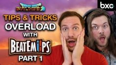 Tips & Tricks Overload with BEATEMUPS | Playing Dragon Quest Builders 2 with Wood | Part 1