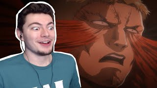 REINER GETS (THUNDER) CLAPPED! – Attack on Titan 3×14 – Reaction/Review