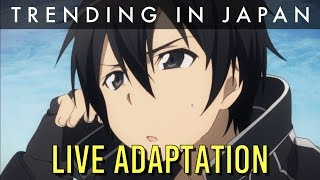 Sword Art Online Live Action CONFIRMED