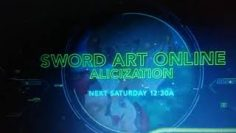 Toonami – Sword Art Online: Alicization Episode 2 Promo (HD 1080p)