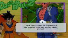 Dragon Ball Z Budokai 2 Walkthrough Part 9 – SSJ Goku vs Dabura (Majin Buu Saga)