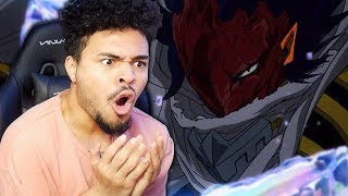 SUNEATER IS A LEGEND! My Hero Academia Season 4 LIVE REACTION Episode 8