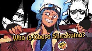 Who is Oboro Shirakumo?   My Hero Academia Chapter 253